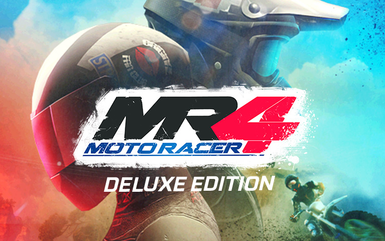 Moto Racer 4 Digital Deluxe Edition