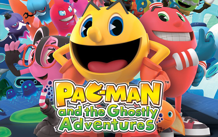 Pac Man and the Ghostly Adventures