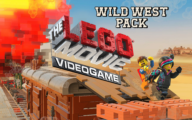 The LEGO® Movie - Videogame DLC - Wild West Pack