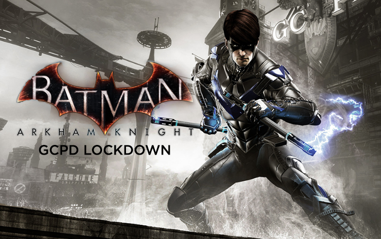 Batman: Arkham Knight - GCPD Lockdown