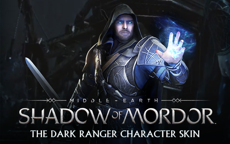 Middle-earth: Shadow of Mordor - The Dark Ranger Character Skin