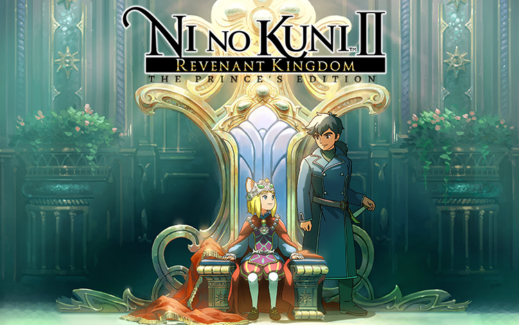 Ni no Kuni™ II: Revenant Kingdom - Prince's Edition (Предзаказ)