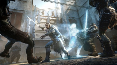 Middle-earth: Shadow of Mordor - Deadly Archer Rune